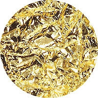 ERI-154 erikonail Jewelry Collection Foil Gold