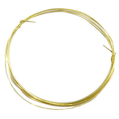 Nail Labo Art Wire Gold 0.2mm