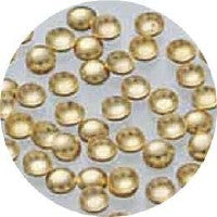 NLS Metal Dots Gold #3 (1.2mm) 200pcs