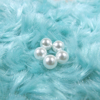 NLS Pearls Full White (3mm) 10pcs