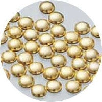 NLS Metal Dots Gold #4 (1.5mm) 200pcs