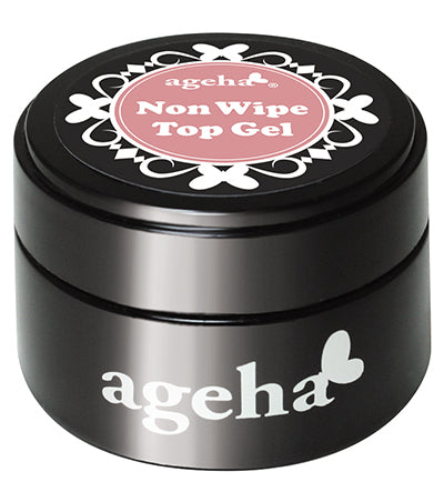 ageha Non-Wipe Top Gel [7.5g] [Jar]