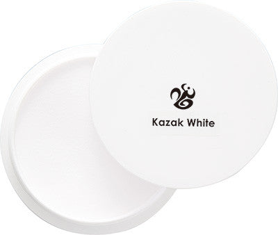 Nail de Dance Acrylic Powder - Kazak White [20g]