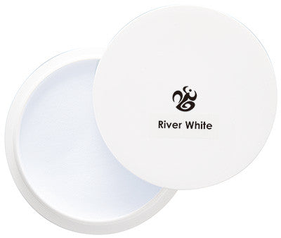 Nail de Dance Acrylic Powder - River White [57g]
