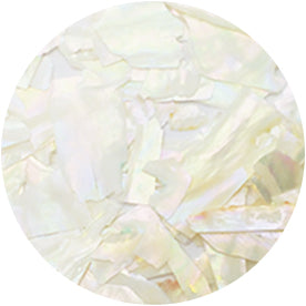 ageha Natural Beach Shell White Opal (BZ01)