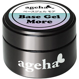 ageha Base Gel More [Soft] [7.5g] [Jar][NEW]