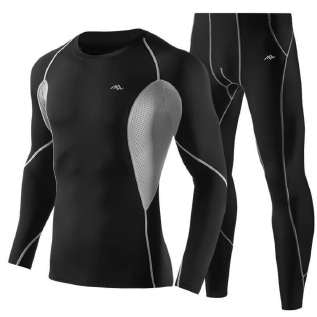 Stealth-Republic Long Sleeve Compressions 2PC Pant Set