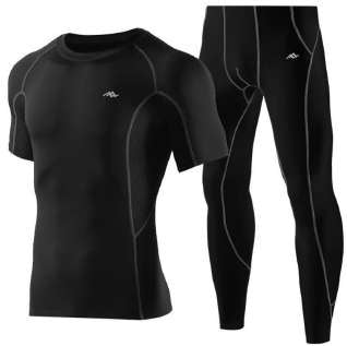 Stealth-Republic Compression 2pc Short Sleeve