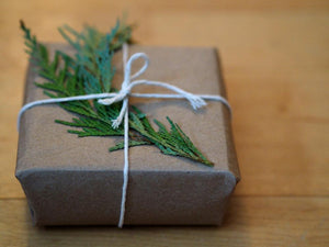 Be a Greener Gift Giver
