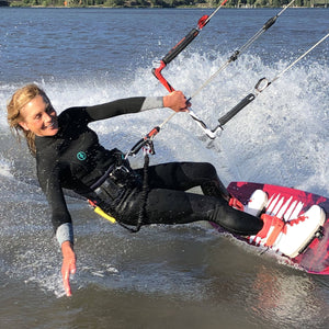 Girls Who Rip: Kiteboarder Lisa Schlecht