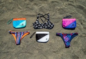The Beach Comber Bag Accessories Sensi Graves Bikinis