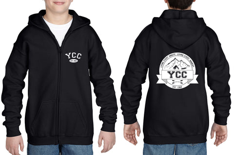 NEW! YOUTH Zip-Up Hoodie
