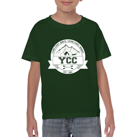 YOUTH Short Sleeve Living Every Minute