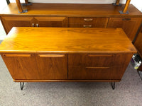 MID CENTURY CREDENZA BY MEREDEW OF LETCHWORTH