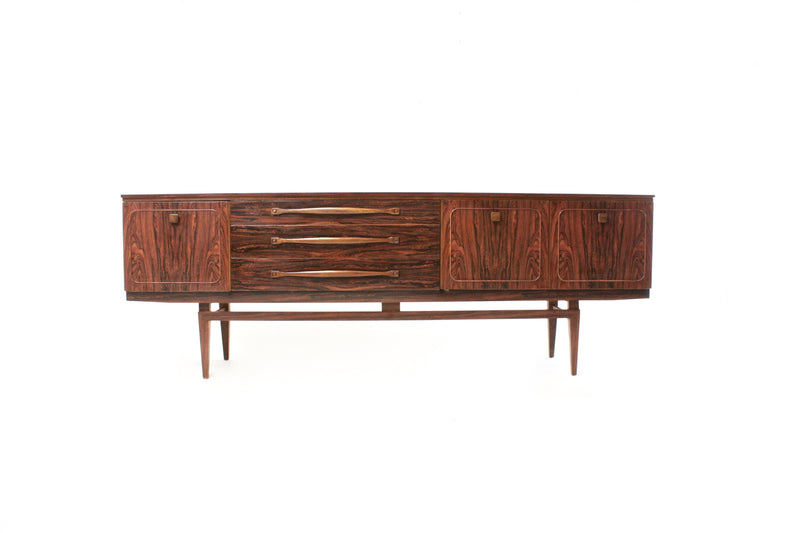 Mid Century Melamine Credenza By Beautility 1950s