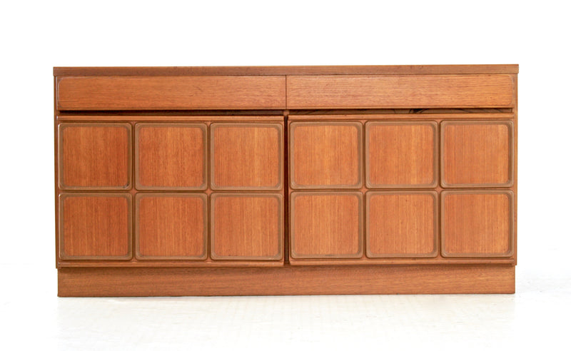 MID CENTURY CREDENZA BY A.H. MCINTOSH OF SCOTLAND