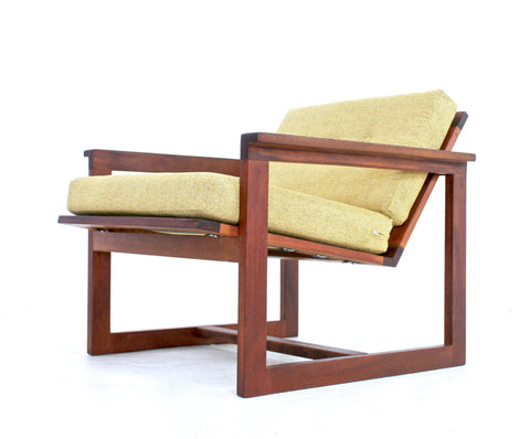 MID CENTURY LOUNGE CHAIR BY WESTNOFA OF NORWAY
