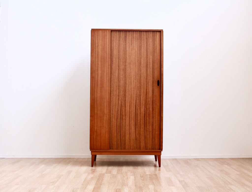 MID CENTURY ARMOIRE BY AUSTINSUITE FURNITURE