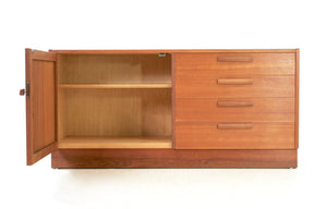 MID CENTURY DRESSER BY NILS JONSSON FOR TROEDS