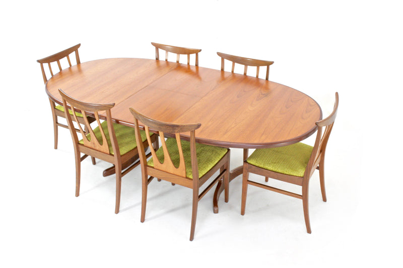 Mid Century Dining Set by VB Wilkins