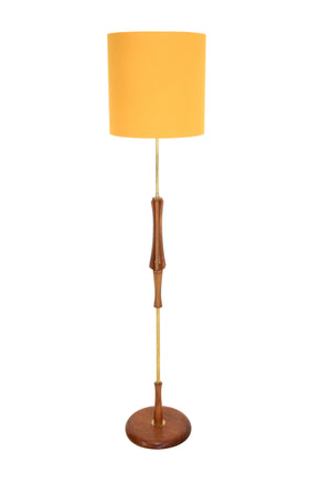 Mid Century Floor Lamp Danish