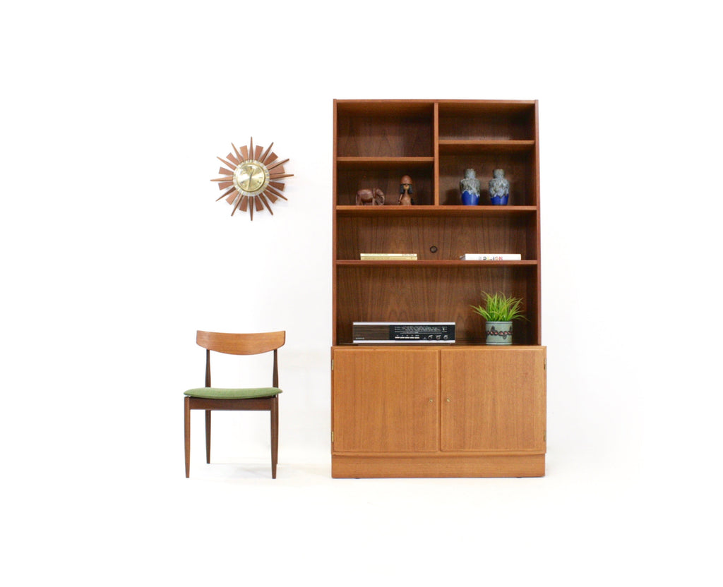 Mid Century Bookcase by Poul Hundevad