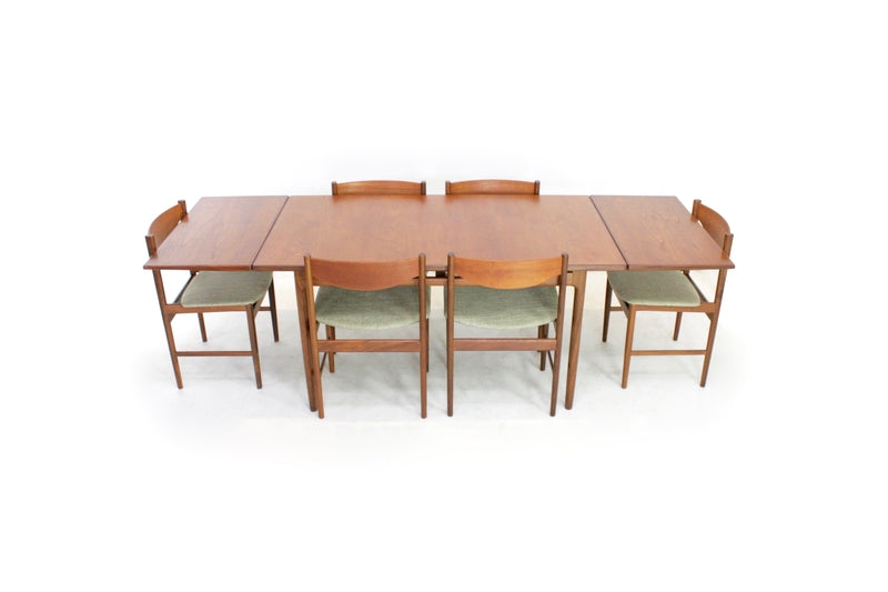 Mid Century Dining Set by Kofod Larsen