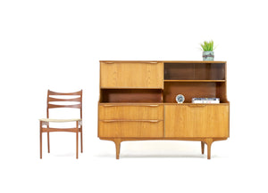 Mid Century Credenza by A James Sutcliffe and Son