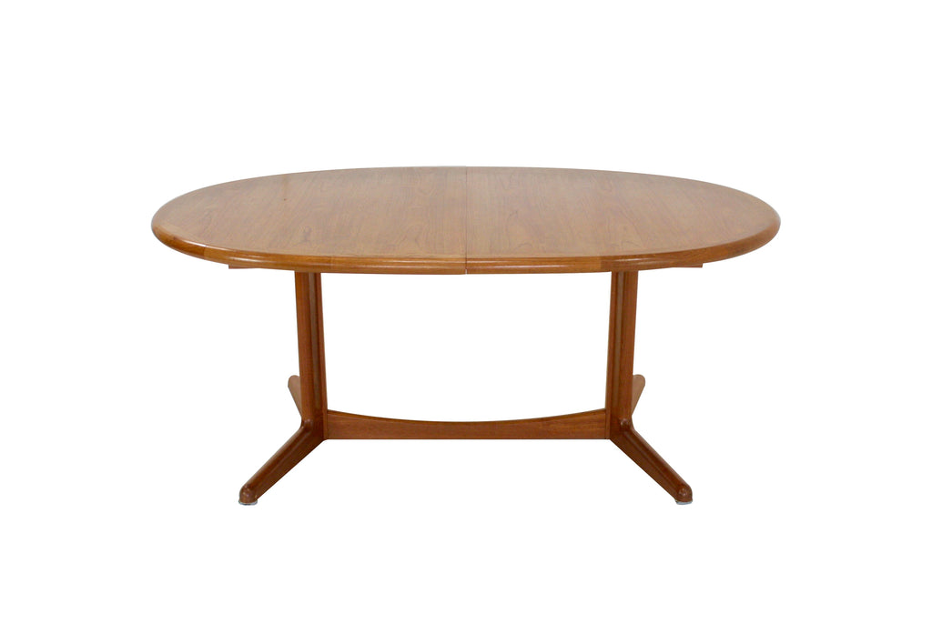 Mid Century Dining Table by Uldum Mobelfabrik of Denmark