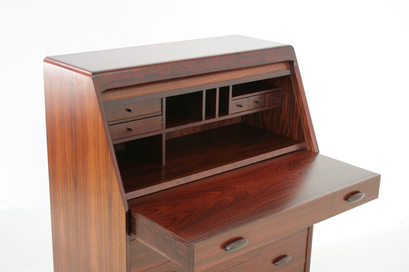Mid Century Bureau/Desk by Dyrlund of Denmark