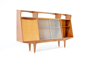 Mid Century Display Cabinet by A.H. McIntosh of Scotland