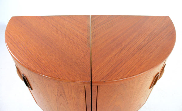MID CENTURY NIGHT STANDS BY V.B WILKINS FOR G PLAN