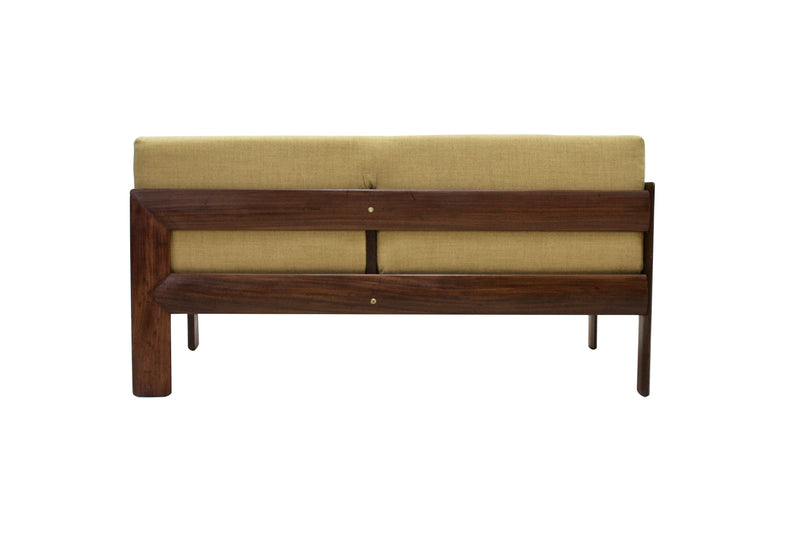 Mid Century Chaise/Love Bench by Domino Mobler of Denmark...