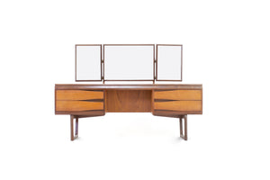 Mid Century Vanity by White and Newton