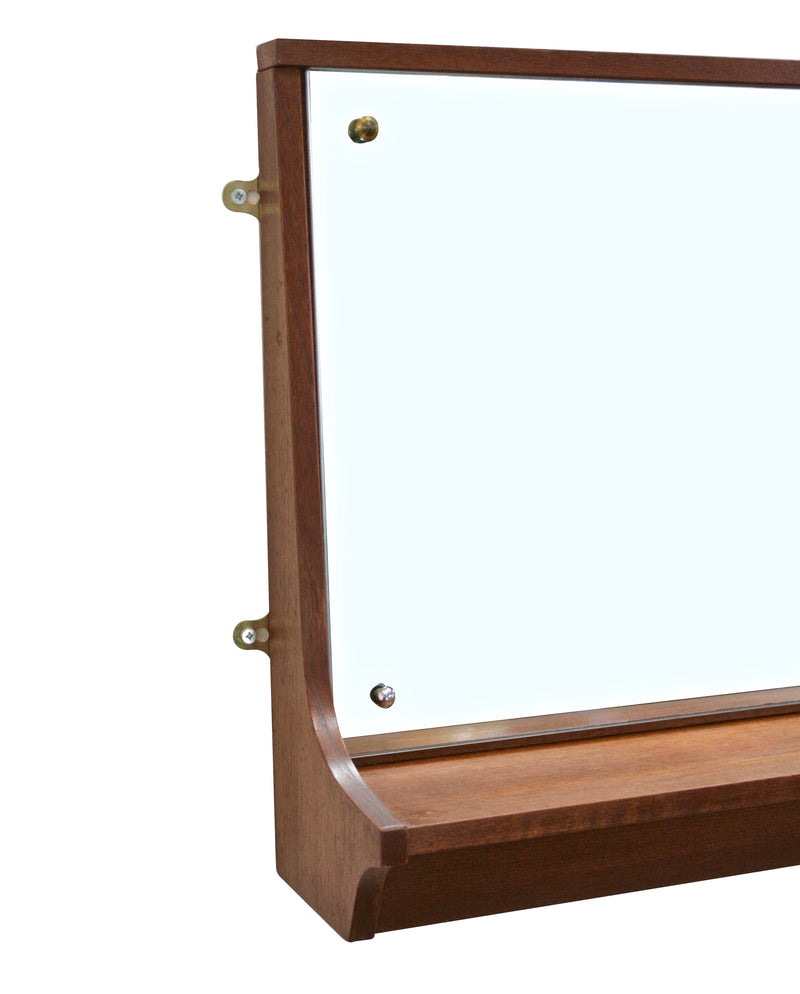 Mid Century Wall Mirror..Danish