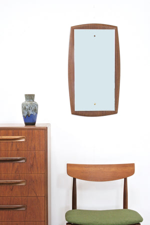 Mid Century Danish Mirror