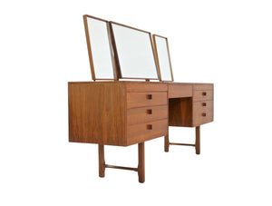 Mid Century Vanity by Alfred Cox Ltd of London