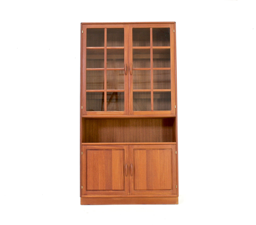 Mid Century Display Cabinet by Dyrlund of Denmark