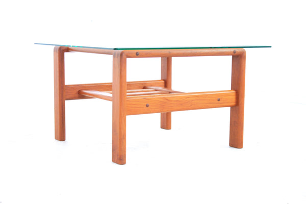 MID CENTURY END/COFFEE TABLE BY S.BURCHARDT NEILSEN