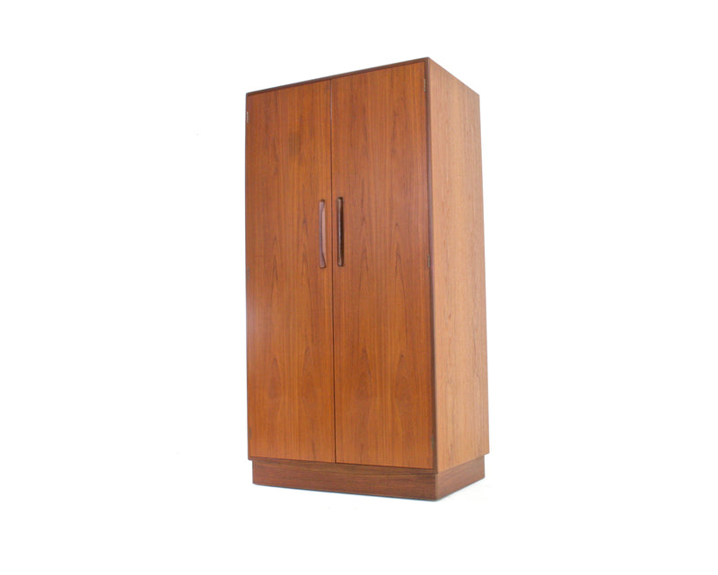 Mid Century Armoire by V.B.Wilkins