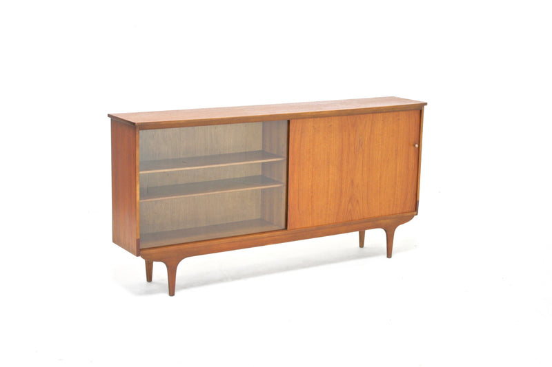 Mid Century Book Case/Display Cabinet by Sutcliffe of Todmordon