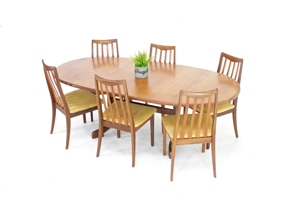 Mid Century Dining set by V.B.Wilkins for G Plan