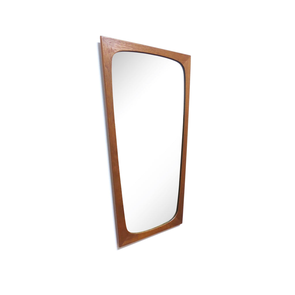 MID CENTURY MIRROR BY CLARK-EATON OF DENMARK - FREE SHIPPING