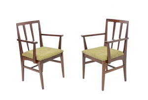 Mid Century Dining Chair Set by A.Younger Ltd.
