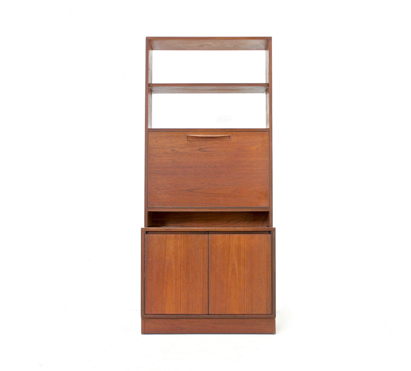 Mid Century Display Cabinet/Bookcase by Alfred Cox Ltd