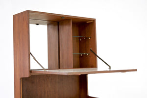 Mid Century Display Cabinet/Bookcase by Turnidge