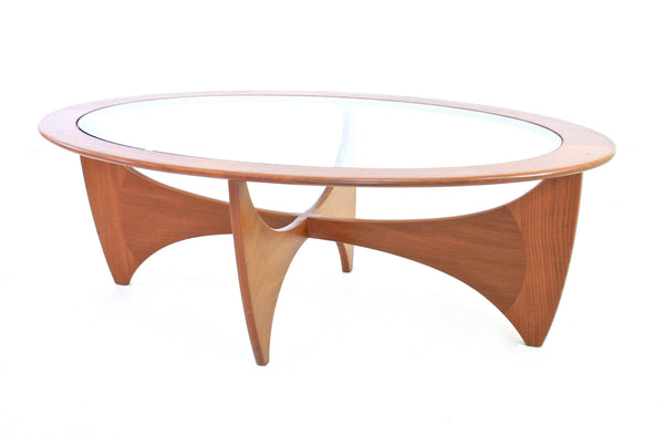 MID CENTURY ASTRO COFFEE TABLE BY G PLAN