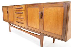 Mid Century Credenza By V.B.Wilkins For G.Plan.
