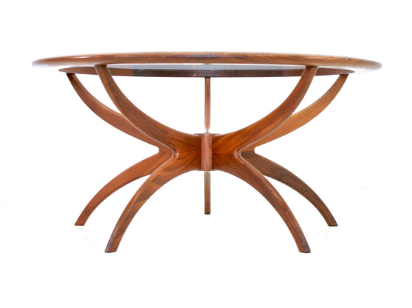 MID CENTURY SPIDER COFFEE TABLE BY V.B WILIKINS FOR G PLAN