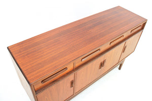 MID CENTURY CREDENZA BY G PLAN